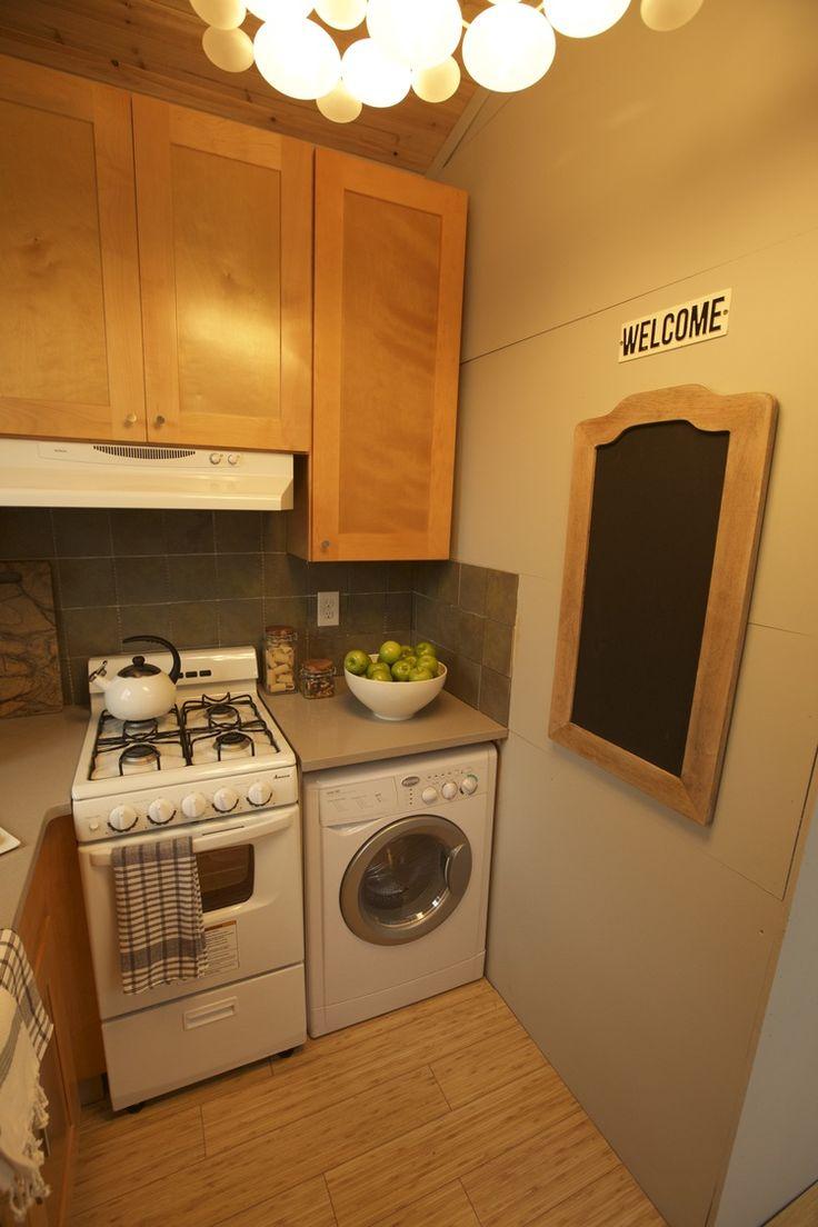 Mejores 92 Im Genes De Tiny Homes En Pinterest Casas Peque As  # Muebles Xp Instalaciones