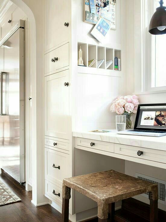 58 best Kitchen Desks images on Pinterest  Architecture interiors Baby things and Book