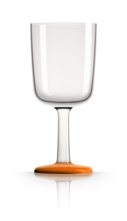 Marc Newson unbreakable wine glasses. Check it out at www.hardtofind.com.au/blog christmas at #htfstyle
