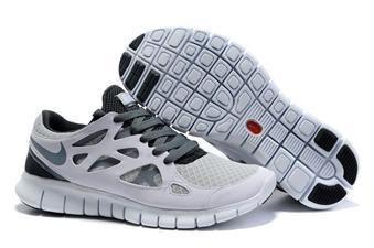 http://www.griffeyshoes.com/nike-free-run-plus-2-light-grey-charcoal-white-p-586.html NIKE FREE RUN PLUS 2 LIGHT GREY CHARCOAL WHITE Only $76.08 , Free Shipping!