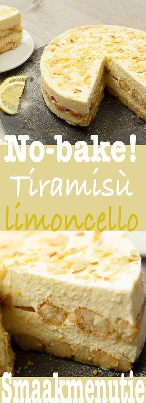Tiramisu limoncello #kerst