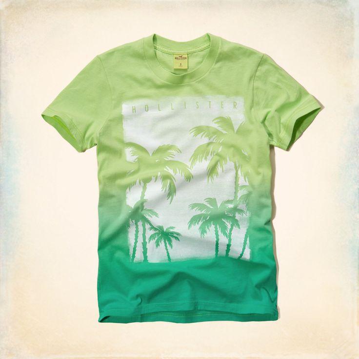 Gars Malibu T-Shirt | Gars Graphic T-Shirts | eu.HollisterCo.com