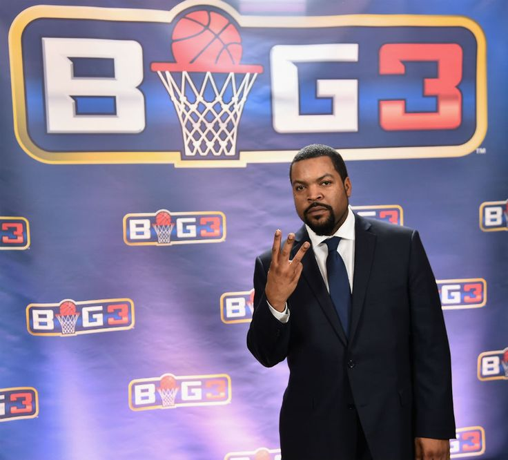Ice Cube and Allen Iverson Launch BIG3 Basketball League | SLAMonline