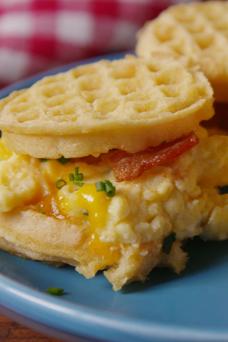Best Waffle Sliders Recipe-How To Make Waffle Sliders—Delish.com