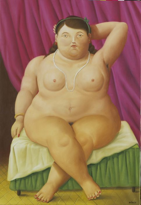 by Botero