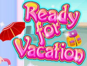 Ready for vacation - Juegos Barbie