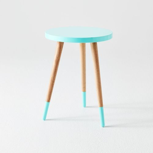 Pastel Side Table ~ Ideas about pastel dip dye on pinterest