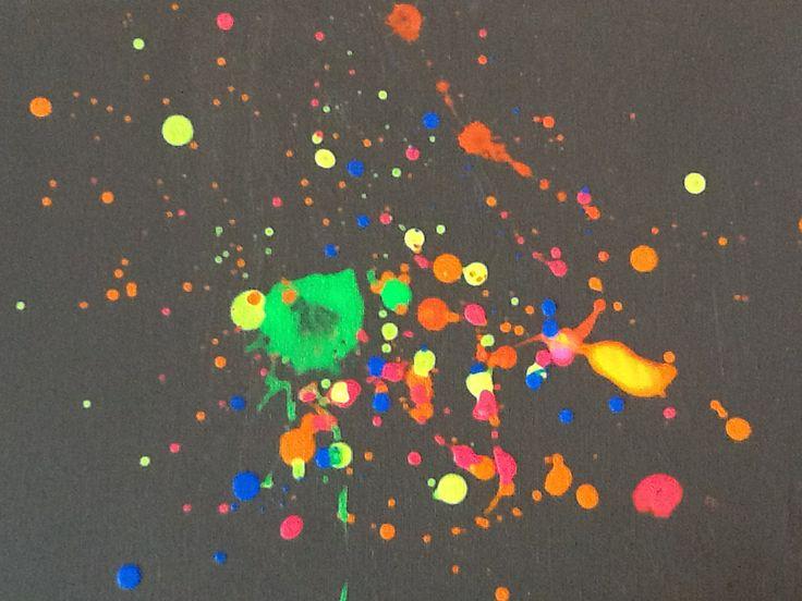 Thema kunst: Jackson Pollock