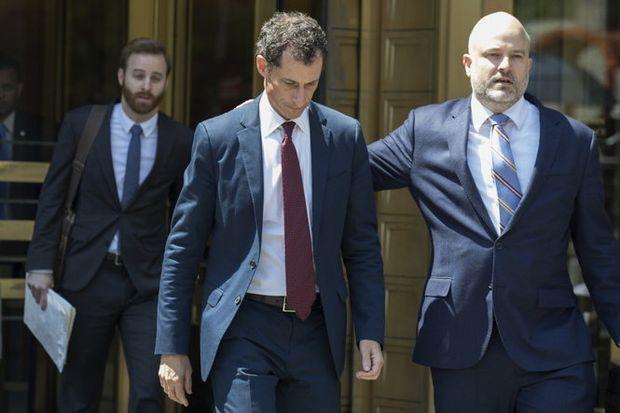 Former Congressman Anthony Weiner to undergo sex addiction treatment at Massachusetts federal prison - MassLive.com