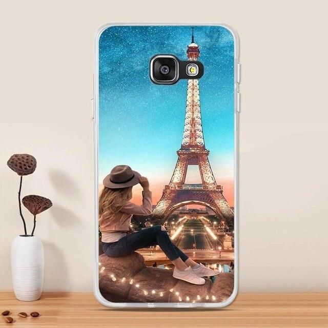 For Funda Samsung Galaxy A3 2016 Case Cover For Samsung A3 2016 Case Silicone Coque For Samsung Samsung Galaxy A3 Soft Silicone Samsung Galaxy