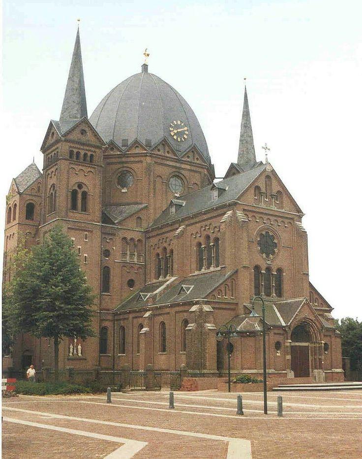 Lierop koepelkerk.