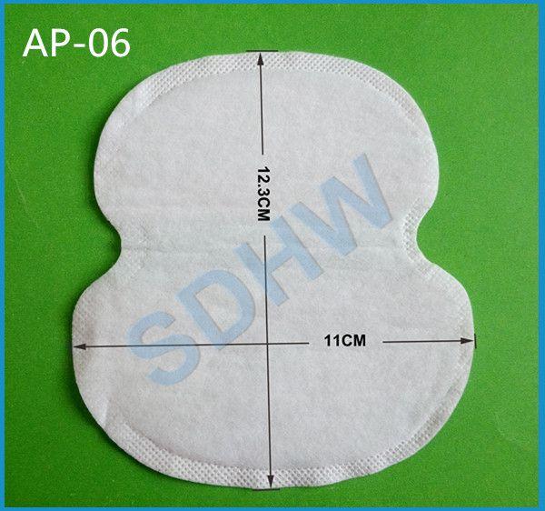 Disposable underarm sweat pad armpit pad skin color (AP-06) - China disposable armpit pad, OEM