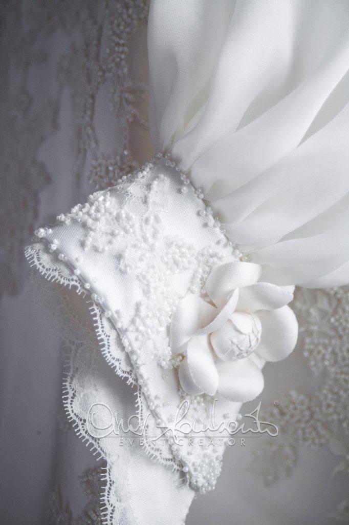 Sposa indimenticabile con un abito nuziale personalizzato in ogni dettaglio