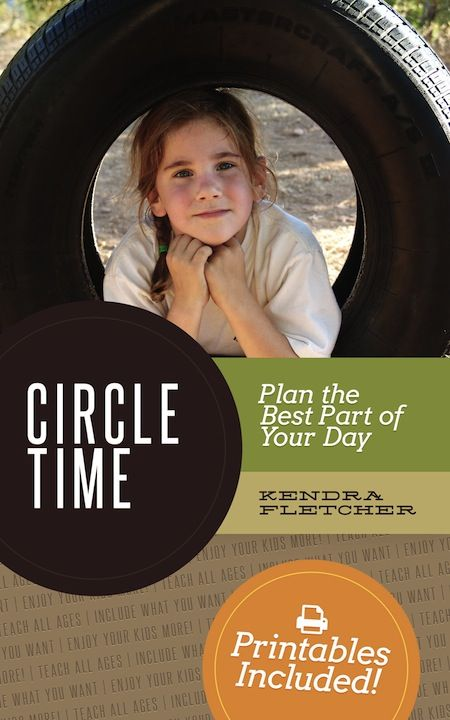 Circle Time: Plan the best part of your day!