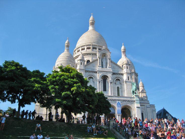 Sacre Coeur , Paris
