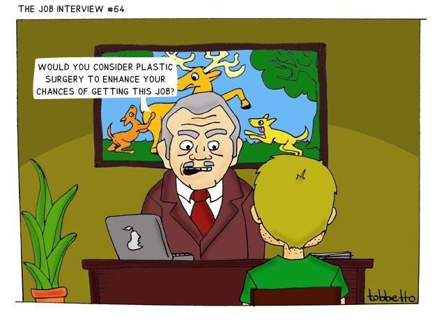 The Job Interview #64