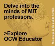 Explore OCW Educator