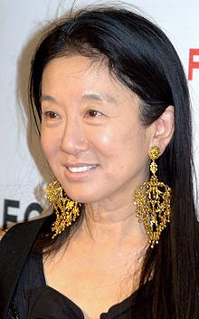 Vera Wang - age 63 (in 2012)  Awards	Built a career on wedding dresses   CFDA's womenswear designer of the year, 2005; André Leon Talley Lifetime Achievement Award