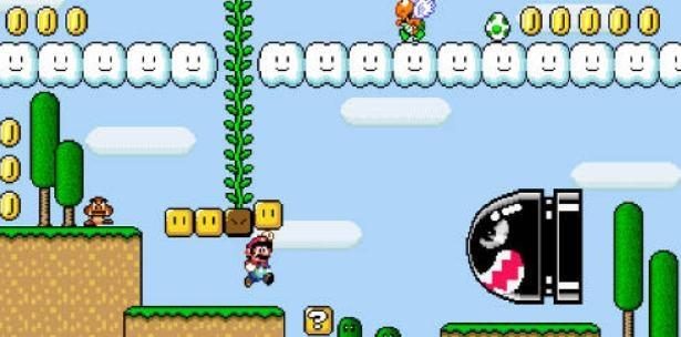 Videojuegos de Nintendo y Super Nintendo gratis en Internet