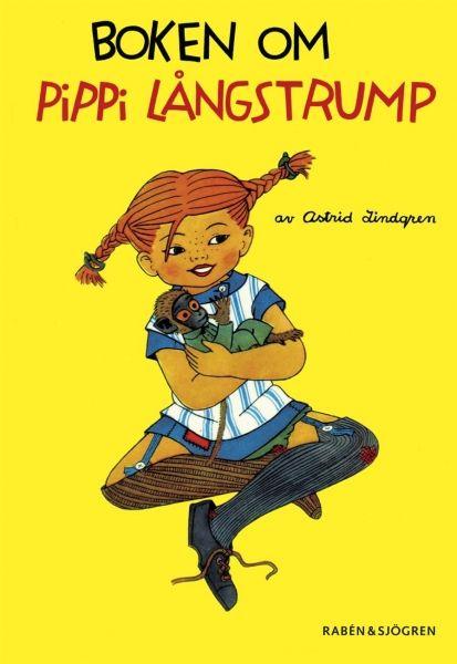 Pippi Långstrump (Longstocking) by Astrid Lindgren