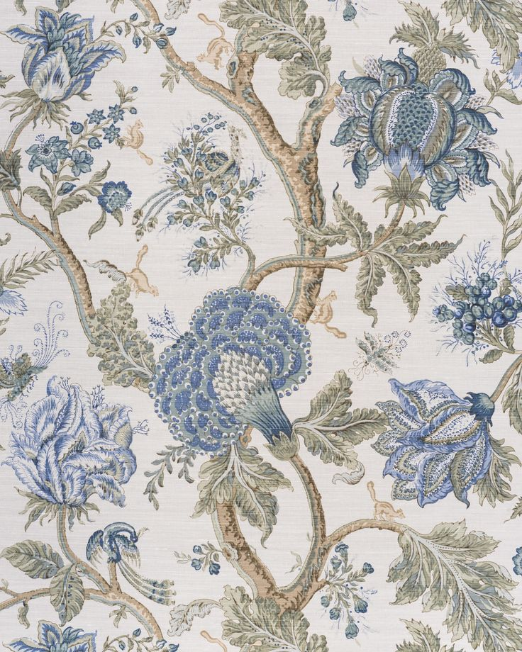 172 best Fabrics images on Pinterest | Fabric wall coverings ...