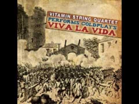 Lost - Vitamin String Quartet Performs Coldplay's Viva La Vida - YouTube