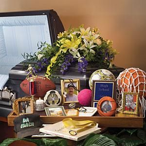 Personalized Memory Table Celebrate Your Loved One