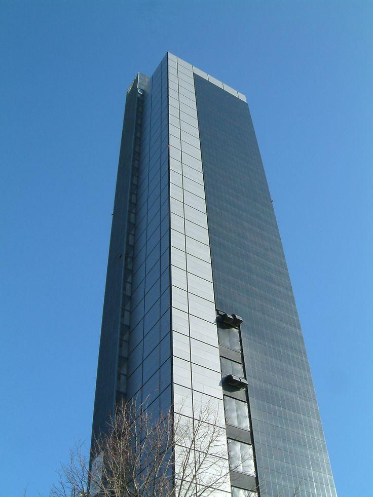 Siloturm schapfenmuhle ulm germany 2004 facade - Seidel architekten ...