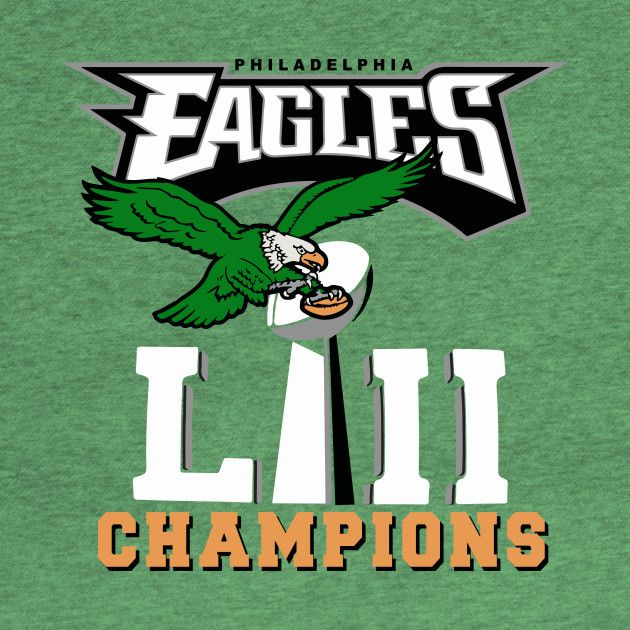2018 Eagles Superbowl CHAMPIONS! by cowfishdiva 2018 Eagles Superbowl CHAMPIONS! T-Shirt 2018 Eagles Superbowl CHAMPIONS! 2320952 4 2320952 4 2018 Eagles Superbowl Champions T-Shirt Design by cowfishdiva  2018 Eagles Superbowl CHAMPIONS