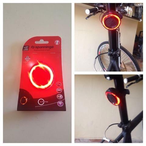 Spanninga Arka Işık 50.00₺ #spanninga #bisiklet #bike #bicycle #stop #ışık #mtb @gorumlubisiklet