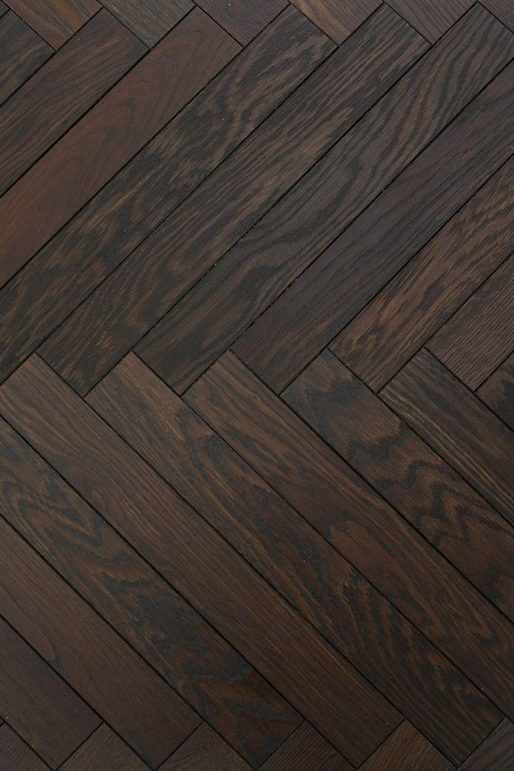 30 Day Fumed Parquet Flooring