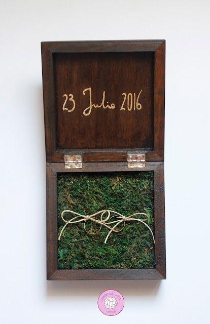 #Caja #Bodas #Alianzas #Wedding #Enlace #Eventos #Handmade #Unico #Diferente #Especial