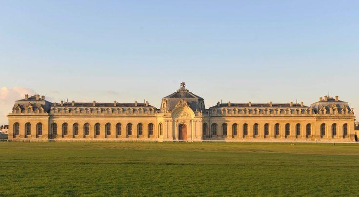 Domaine de Chantilly  #ecuries #equestre #chantilly