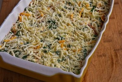 Recipe for Vegetarian Lasagna with Kale and Mushroom-Tomato Sauce from ...