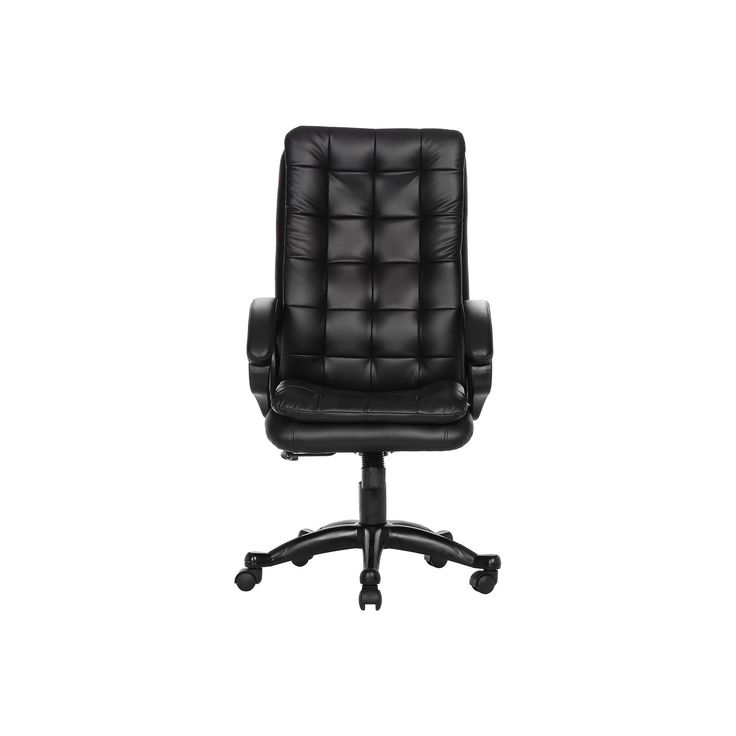 """THE PANNEGRO HB EXECUTIVE CHAIR BLACK""  Office Furniture 