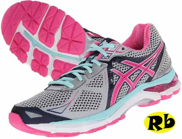 ASICS Women's GT-2000 3 - another great wide toe shoes for women - http