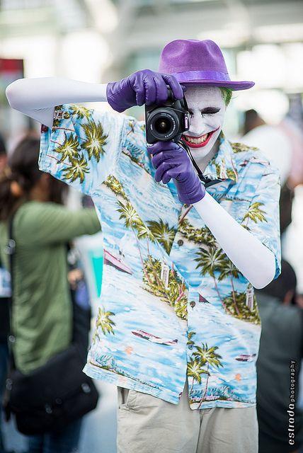 Joker | Anime Expo 2013 Day 1