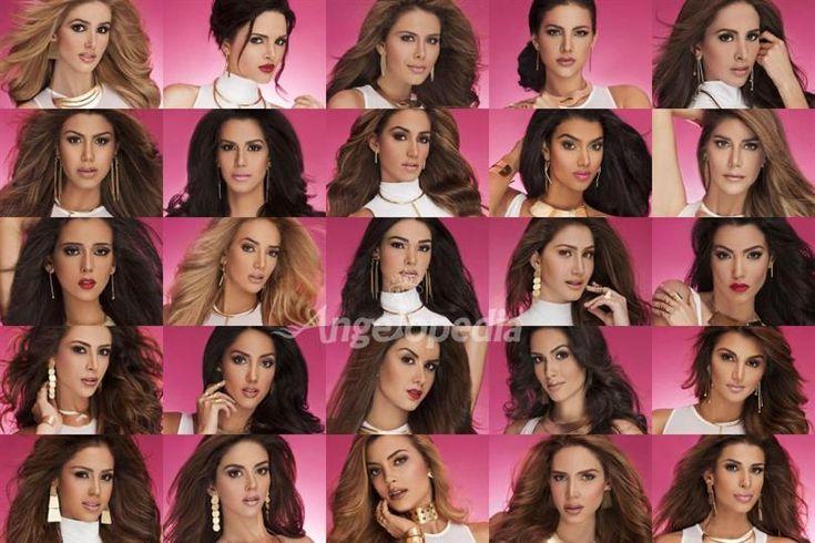 Miss Venezuela 2015 pageant info