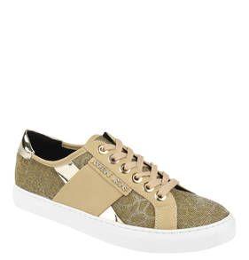 #ARMANI #JEANS #Sneaker, #Effekt #Garn, #Leoparden #Print Die Sneaker von ARMANI JEANS für Damen präsentieren sich in einem extravaganten Design, das durch den glitzernden Effekt-Garn und den dezenten Leoparden-Print besticht. Mit den ARMANI JEANS Sneakern wird jedes Outfit zum absoluten Hingucker. Der Look wird durch die glitzernde Oberfläche bestimmt, die zudem ein schimmerndes Leoparden-Muster enthält. Breite Riemen an den Seiten lockern den Look auf und sind mit einem edlen…