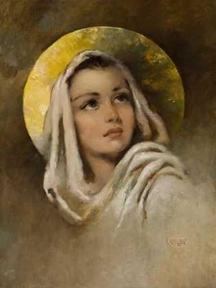 La Vierge Marie de Florence Kroger