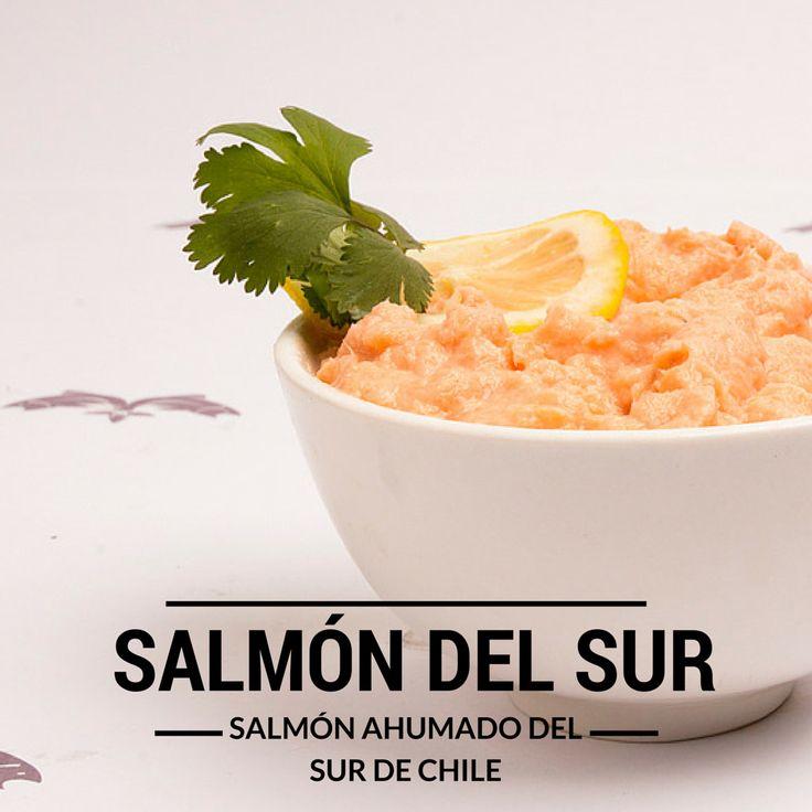 Salmón ahumado en caliente del sur de Chile. salmondelsur.cl