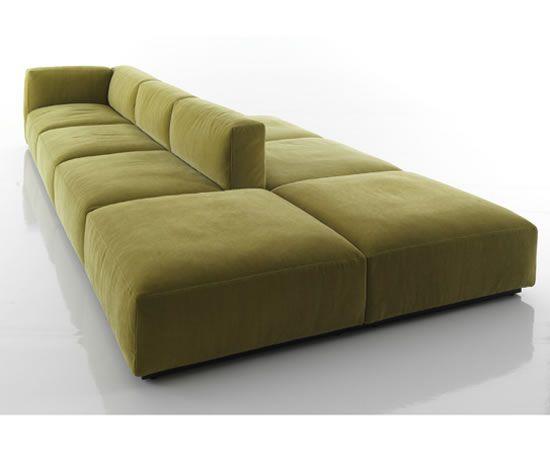 Mex Cube Modular Soft Seating System