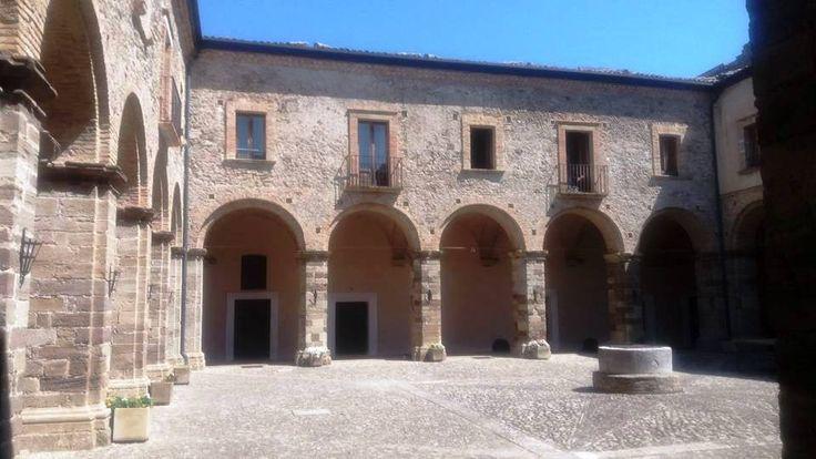 Chiostro del Convento di San Domenico
