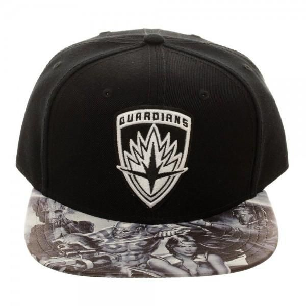 Now available: Guardians of the .... Check it out here! http://www.southofmemphis.com/products/guardians-of-the-galaxy-embroidered-icon-with-sublimated-bill-snapback?utm_campaign=social_autopilot&utm_source=pin&utm_medium=pin