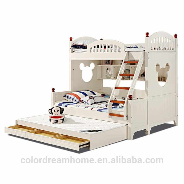 Best Source Hot Sale Children Bunk Beds With Drawers Stairs 400 x 300