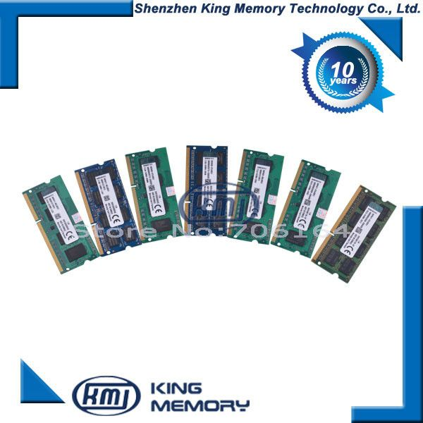 1600Mzh 4GB DDR3L 1.35 V PC3-12800L 1.35V Memory Ram Memoria for Laptop Computer Free
