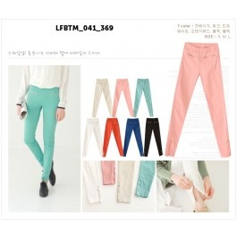 T Tree Colourful Pants LFBTM_041_369