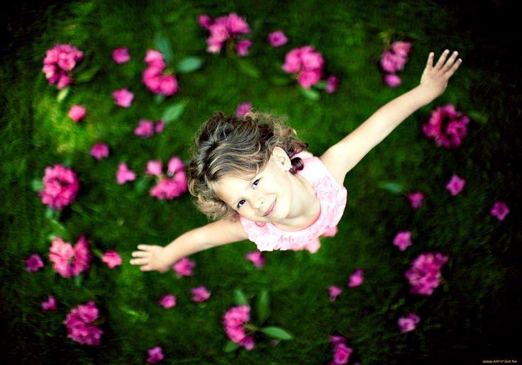 дети, девочки, настроение
