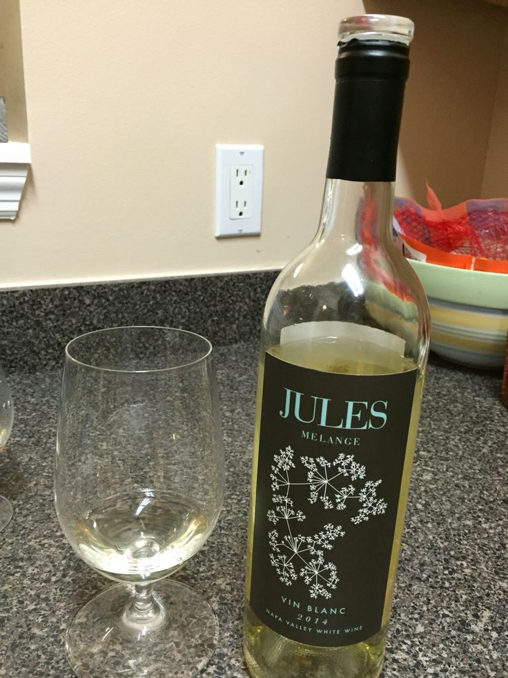 Jules Melange (Vin Blanc—Napa Valley, CA) 4 out of 5 stars $24.99