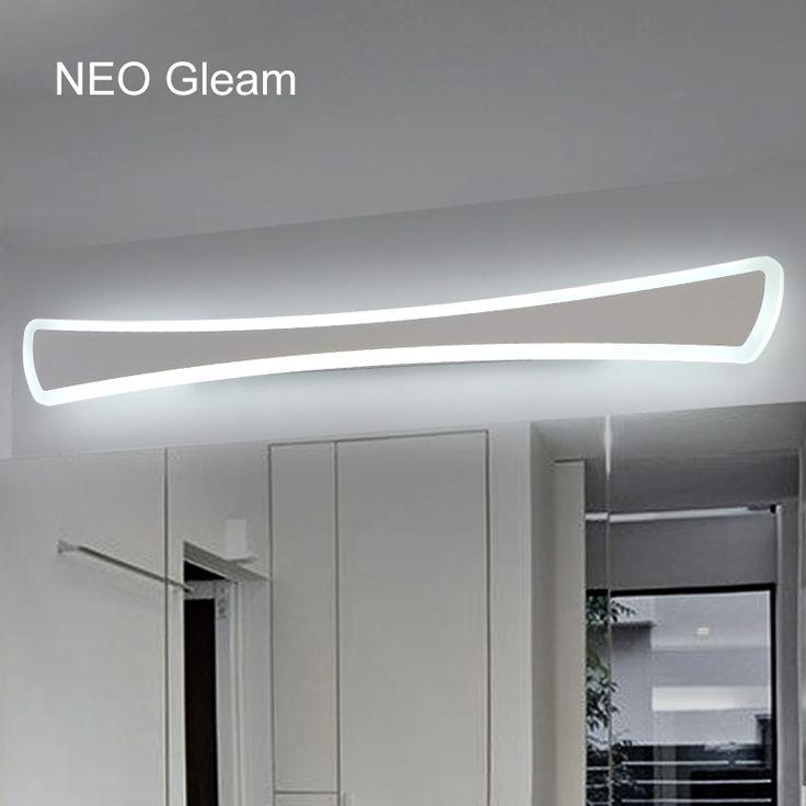 47 20 Watch Here Modern Led Mirror Lights 0 4m 1 2m Wall Lamp